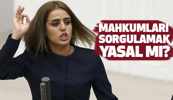 Tutuklu mahkumları Sorguya götürmek Yasal mı?