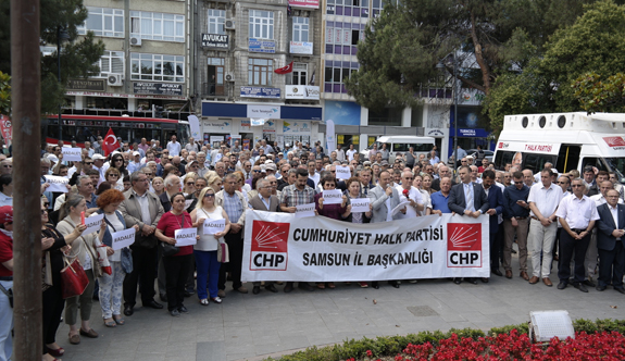"""CHP İlkadım İlçe Başkanı Fatih Türkel: """"Tuz Koktu """""""