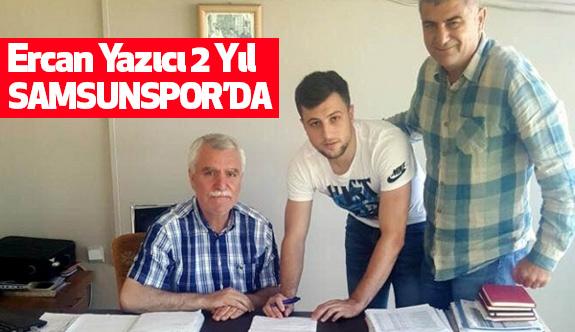 Ercan Yazıcı Teklifi Reddetti; 2 Yıl daha Samsunspor'da