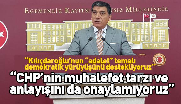 """""""İktidarda Devlet Aklı, Muhalefette Demokratik Sağduyu Hakim Olmalı"""""""