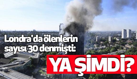 Londra'da ölenlerin sayısında şok blanço