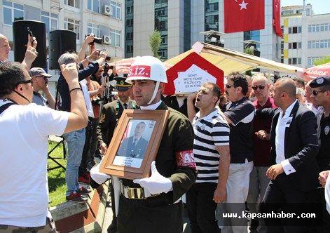 Samsunlu Uzman Çavuş Mete Yahşi törenle Uğurlandı