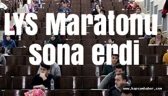Sosyal Bilimler Sınav (LYS) Maratonu sona erdi