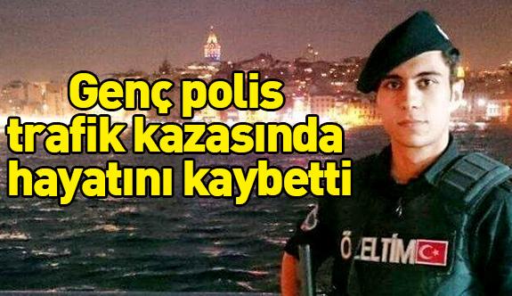 Trafik Polisi Kazada Hayatını Kaybetti