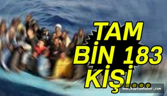 """TSK'dan """"Kaçak Göçmen"""" Açıklaması"""
