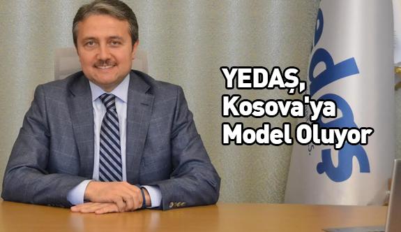 YEDAŞ, Kosova'ya Model Oluyor