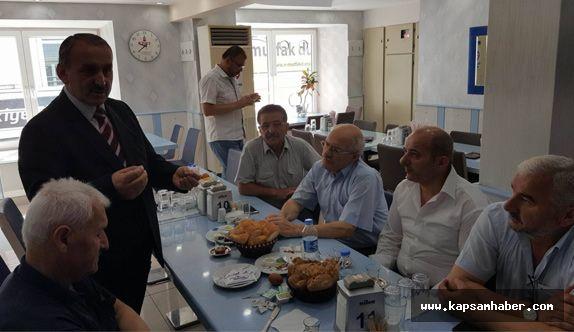 AK Parti Samsun İl Başkan Adayı Teyyare: Hiç bir şey eskisi gibi olmayacak!