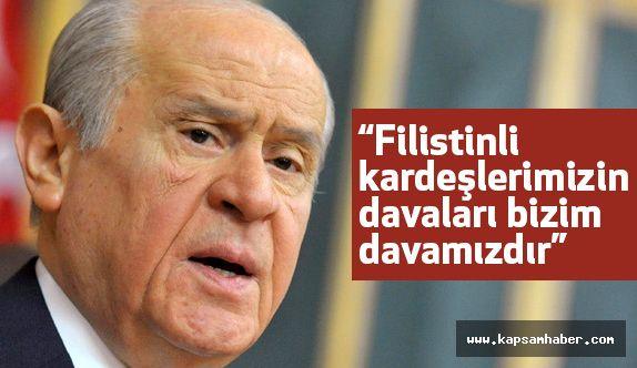 Bahçeli: Türkiye doğru ve olumlu bir noktadadır