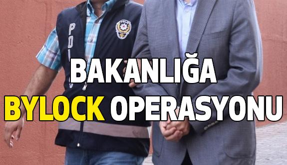 Bakanlığa Operasyon Çok Kişi Gözaltına Alındı