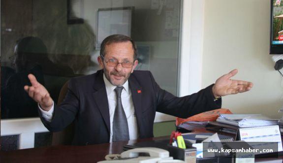 CHP İlçe Başkanı ve Oğlu Tutuklandı