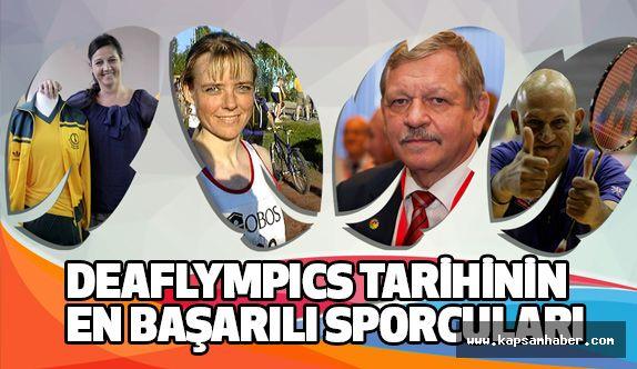 Deaflympics Tarihinin En Başarılı Sporcuları