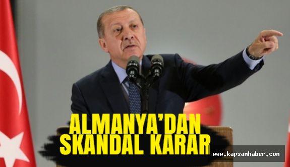 Erdoğan'a, G-20 Zirvesi Öncesi Almanya'dan Skandal Karar!