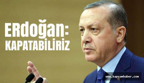 Erdoğan'dan Katar üssü açıklaması