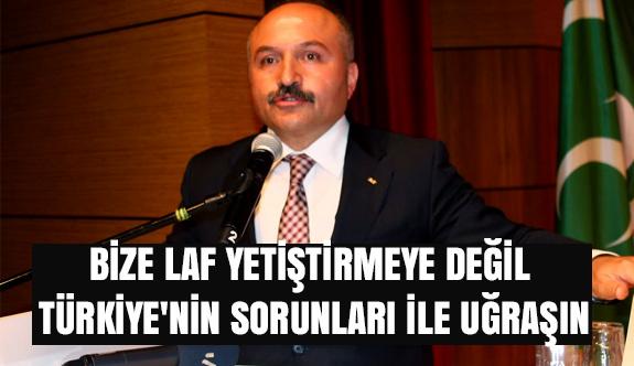 Erhan Usta, Ak Partili siyasilere gönderme yaptı