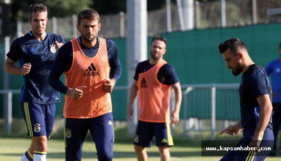 Fenerbahçe'de Yeni Sezon Hazırlıklarına Devam