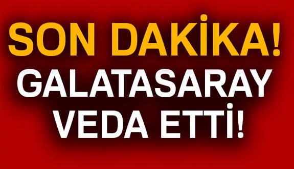 Galatasaray UEFA'ya veda etti
