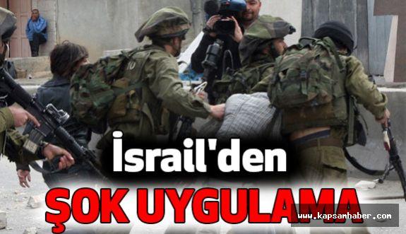 İsrail'den Şok Uygulama! Müslümanlardan Büyük Tepki!