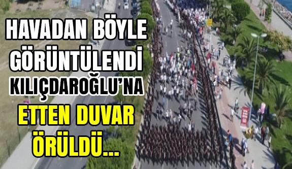 Kılıçdaroğlu'nun Etrafına Etten Duvar Örüldü