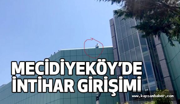 Mecidiyeköy'de Hareketli Saatler