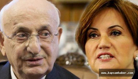 Meral Akşener'denMeclis Başkanı  Kahraman'a Mektup