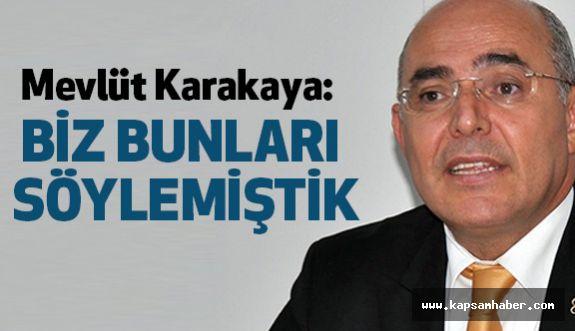 Mevlüt Karakaya; Türk Tarımı Adına Üzücü Bir Durum