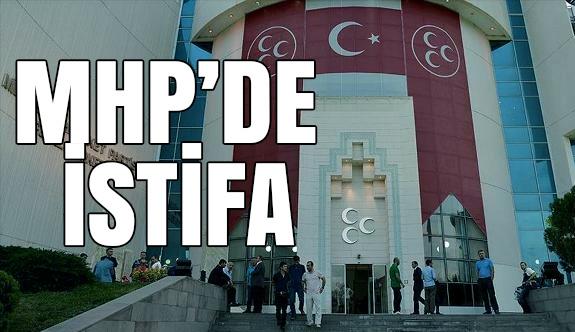 MHP 'den 25 istifa Haberi