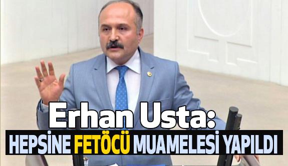 MHP'li  Usta, Mağdur Askeri Öğrencileri Dile Getirdi
