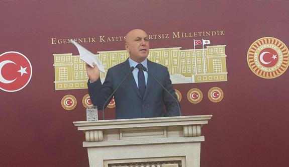Milletvekili İsmail Ok; İmar Rantı Tarım ve Hayvancılığı Yok Etti