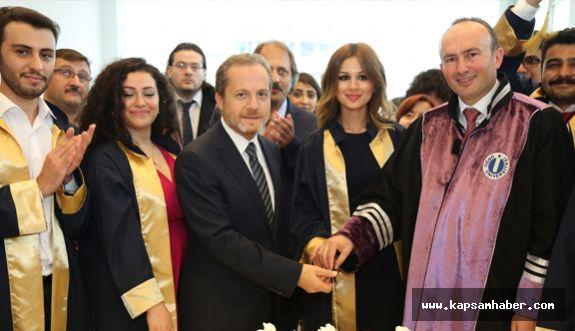 ODÜ Tıp Fakültesi ilk mezunlarını verdi