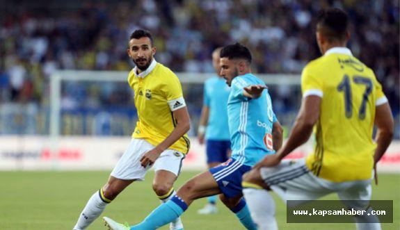 Olympique Marseille'ya 1-0 Mağlup Oldu