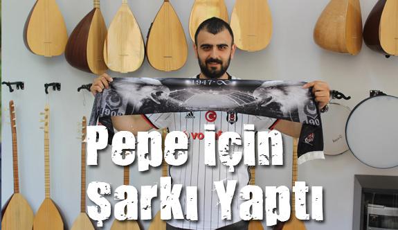 Pepe için Şarkı Yaptı