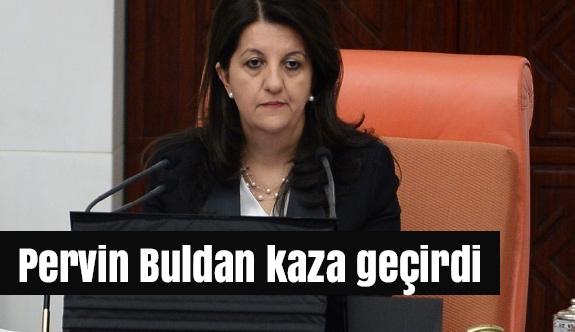 Pervin Buldan, Ankara'da Kaza Geçirdi
