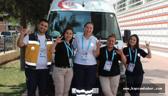 Sağlık Bakanlığı Olimpiyatlara Hazır