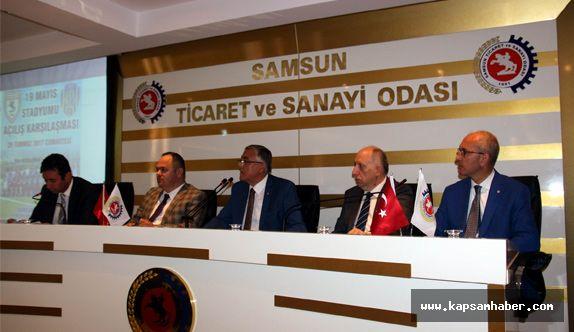 Samsun'a Savunma Sanayi Kuruluyor