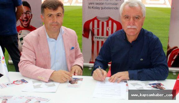 Samsunspor ile YEPAŞ Anlaştı...