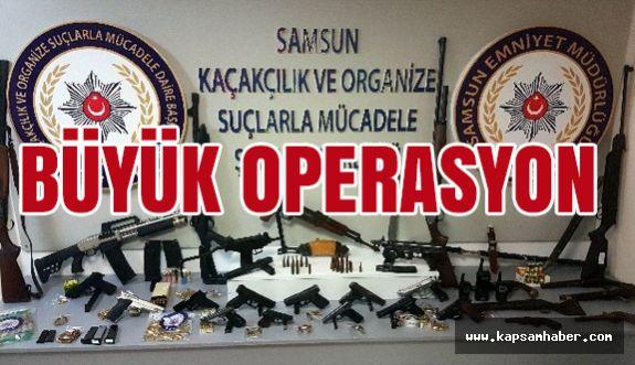 Sedat Şahin'in Adamlarına Büyük Operasyon