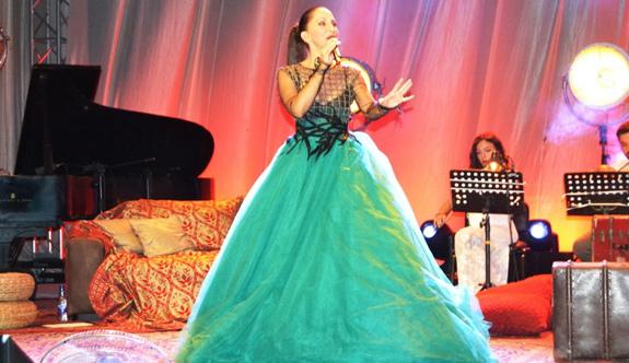 Sertab Erener'den Unutulmaz Konser