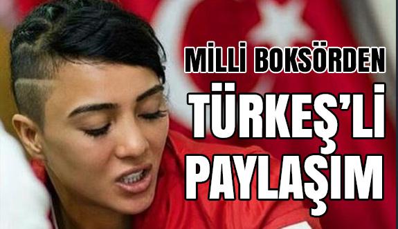 Survivor Sabriye Şengül'den Türkeş'li Paylaşım
