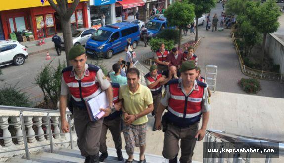 Tekirdağ'da PKK Terör Operasyonda Tutuklama