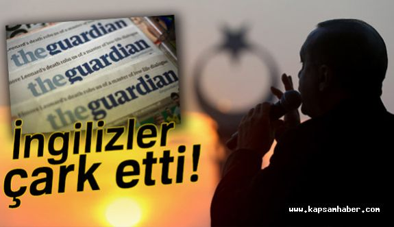 The Guardian, Geri Adım Attı