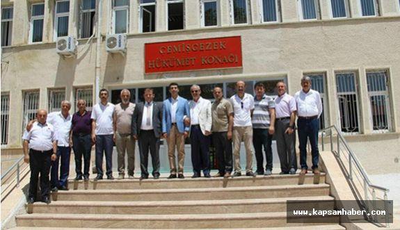 Tüm İstanbul Muhtarlar Federasyonu Tunceli Çemişkezek'de
