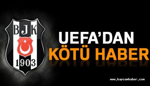 UEFA'dan Kötü Haber!