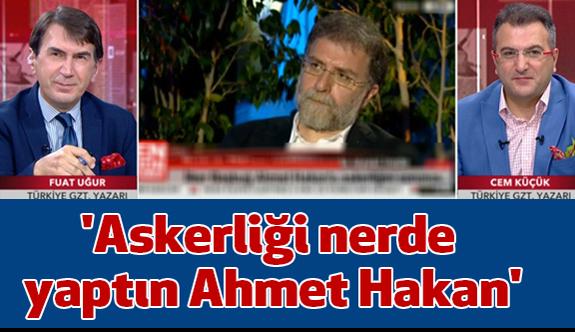Ahmet Hakan Yozgat'ın Yüz Karası
