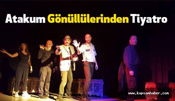 Atakum Gönüllülerinden Tiyatro