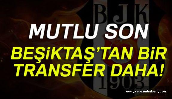 Beşiktaş, Medel ile anlaştı