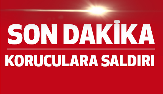 Diyarbakır'da Koruculara Saldırı!