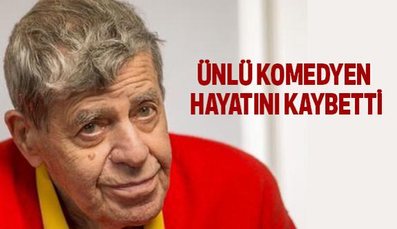 Dünyaca Ünlü Komedyen Hayatını Kaybetti