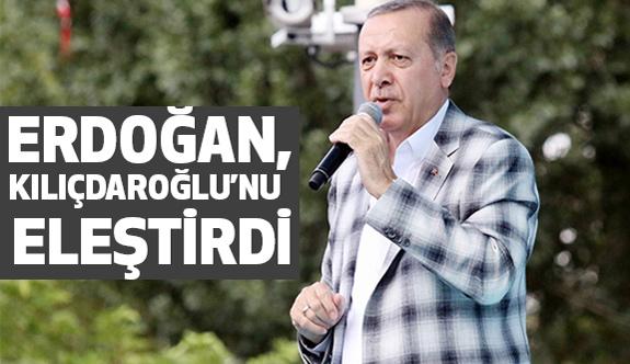 Erdoğan, Türkiye Cumhuriyeti Devletinden Başka Devletimiz Yok