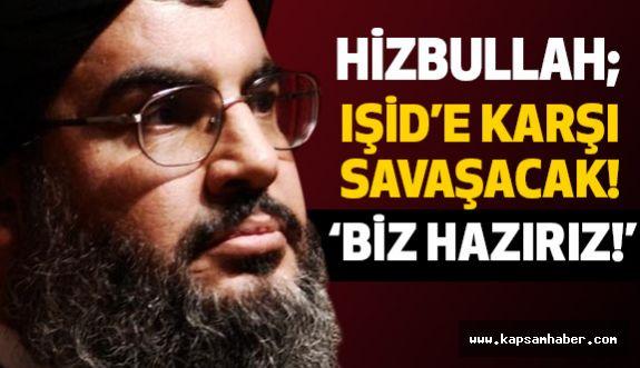 Hizbullah, IŞİD ile Savaşa Hazırlanıyor