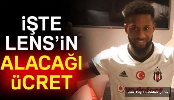 Lens; Beşiktaş'tan Ne Kadar Ücret Alacak